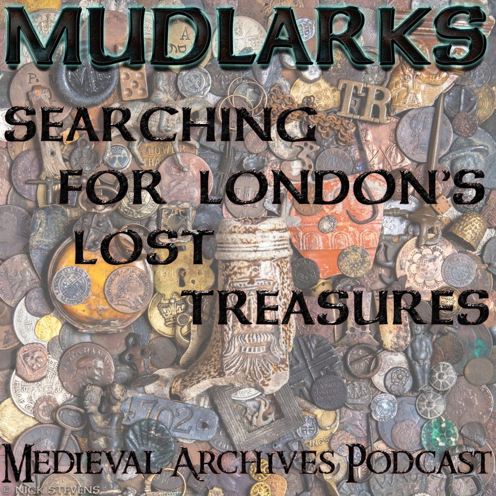 Medieval Archives 85 Mudlarks Cover