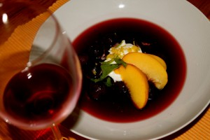 Eat like a Teutonic Knight: Cherry Soup