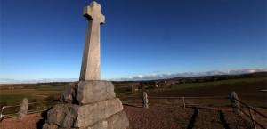 Flodden Battlefield, Braxton