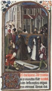 London Medieval Graves