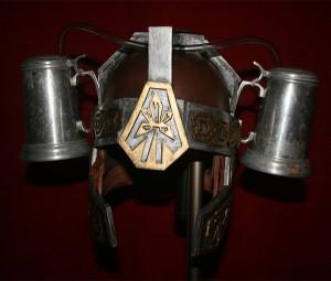 Medieval Beer Helmet