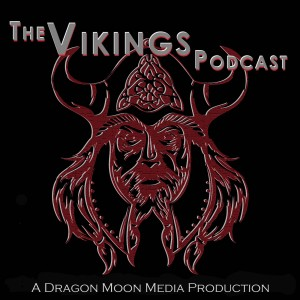 The Vikings Podcast logo