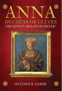 Anna of Cleves book