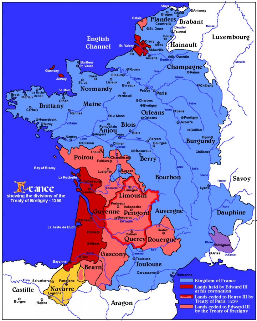 Treaty of Brétigny